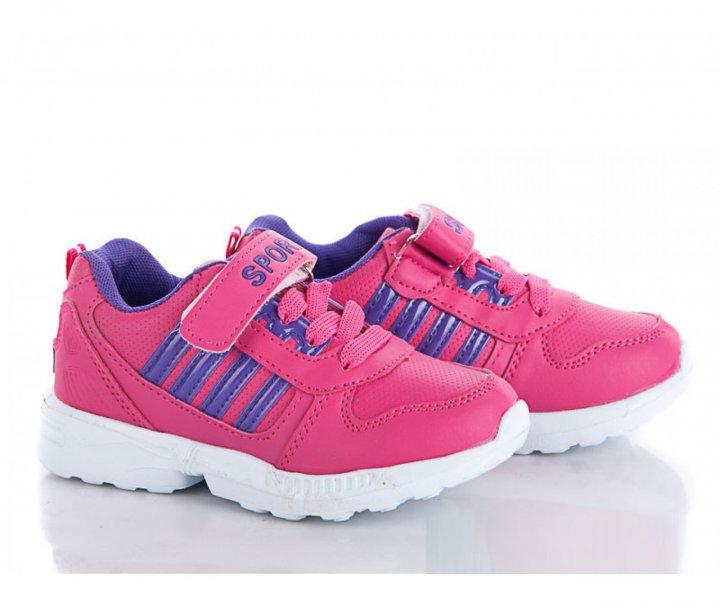Кроссовки для девочек BBT 26F966-5 Розовый 26 - изображение 1