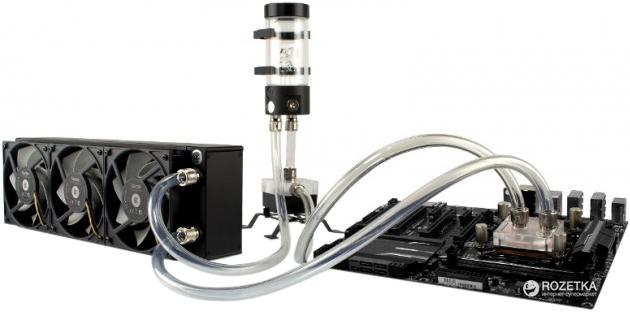 Система жидкостного охлаждения EKWB EK-KIT X360 (3831109863268) - изображение 1