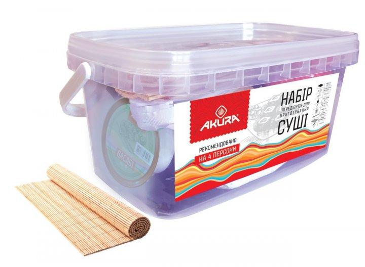 Набор для суши Akura Оптимальный (4820178460613)