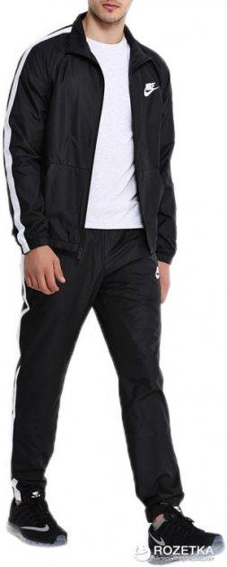 Спортивный костюм Nike M Nsw Trk Suit Wvn Season 832846-010 2XL - изображение 1