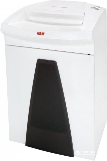Шредер HSM Securio C14 (4x25) (6010812) (4026631053983) - зображення 1