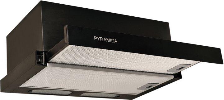Вытяжка PYRAMIDA TL 50 BL (4260349574709) - изображение 1