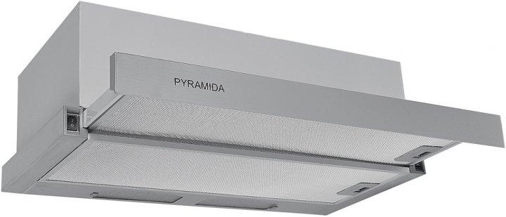 Вытяжка PYRAMIDA TL 60 IX (4260349574846) - изображение 1