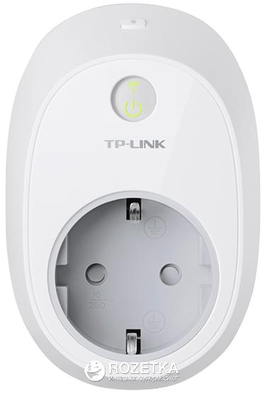Умная Wi-Fi розетка TP-LINK HS100 - изображение 1