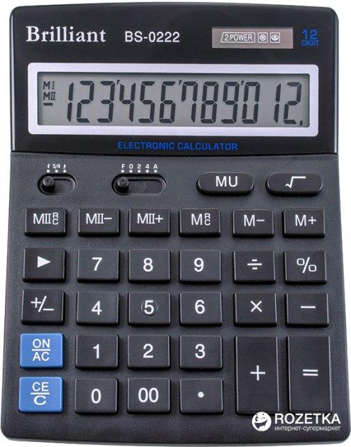 Калькулятор электронный Brilliant BS-0222