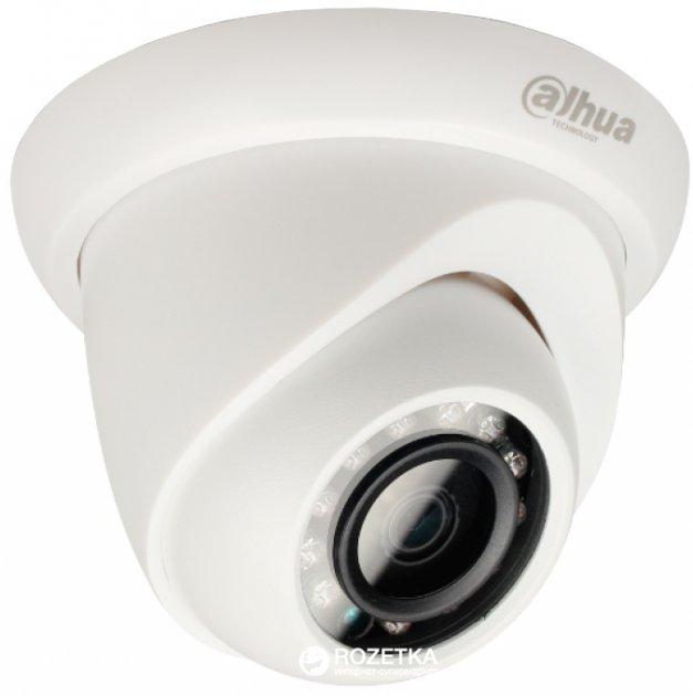 IP-камера Dahua DH-IPC-HDW1220SP-S3-0280B-S3 - изображение 1