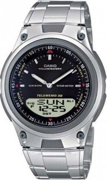 Чоловічий годинник Casio AW-80D-1AVEF - зображення 1