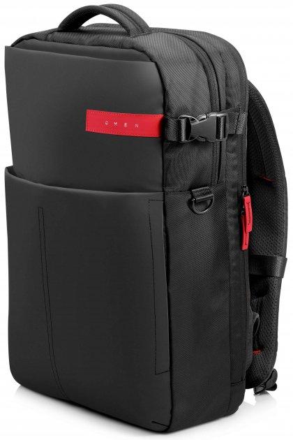 """Рюкзак для ноутбука HP Omen 17.3"""" Black (K5Q03AA) - изображение 1"""