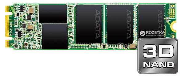 ADATA SU800 128GB SATA III 3D V-NAND TLC (ASU800NS38-128GT-C) - зображення 1