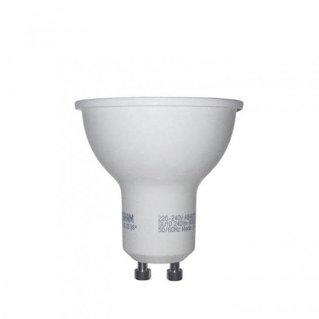 Світлодіодна лампа OSRAM LS PAR1635 3,6 W/850 220 240V GU10 10X1 (4052899971707) - зображення 1