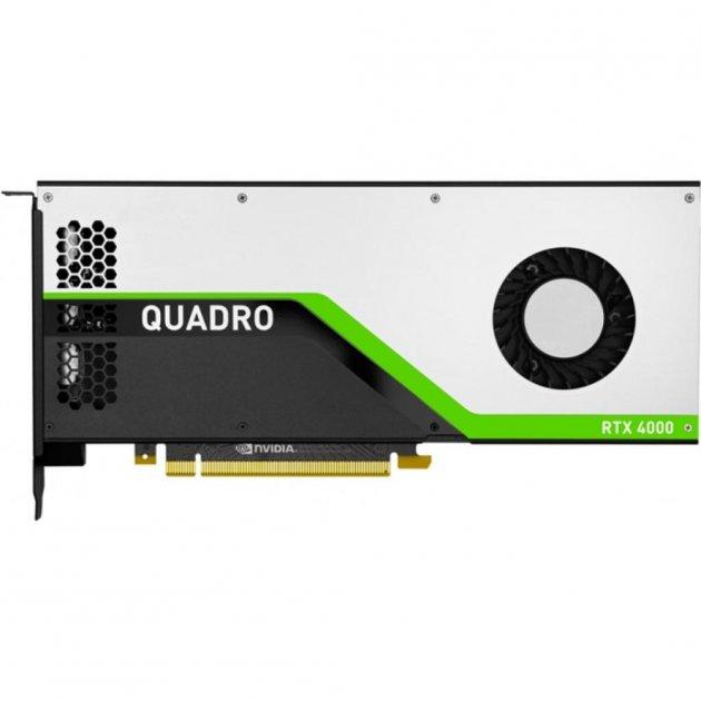 Відеокарта QUADRO RTX 4000 8192MB PNY (VCQRTX4000-BSP) - зображення 1