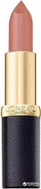 Помада для губ L'Oréal Paris Color Riche Matte 4.5 мл 633 Moka Chic (3600523401949) - зображення 1