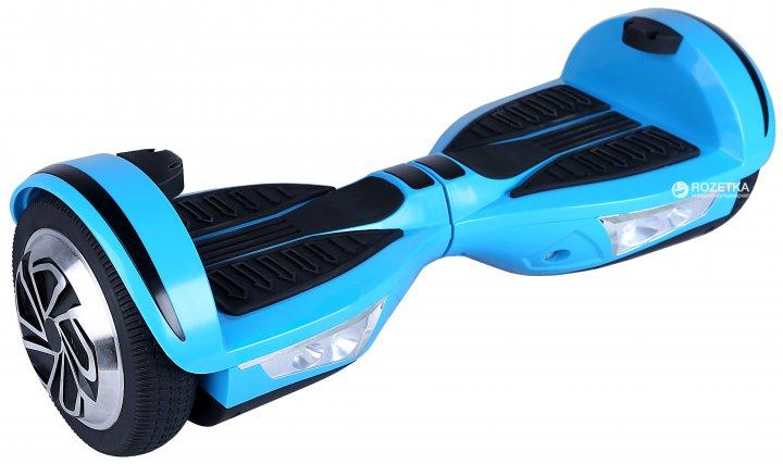 """Гироборд 2Е HB 101 7.5"""" Jump Blue (2E-HB101-75J-Bl) - изображение 1"""