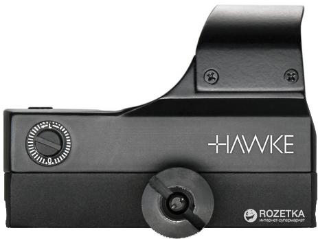 Коліматорний приціл Hawke RD1x WP Digital Control Wide View (923656) - зображення 1