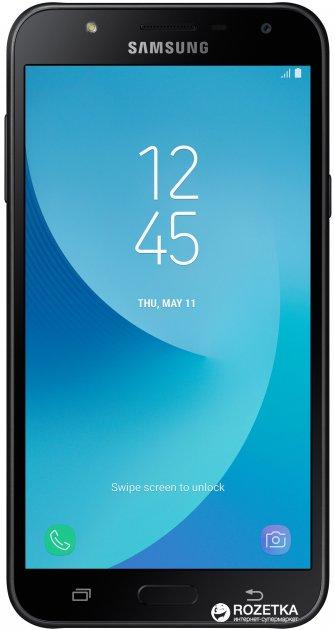 Мобильный телефон Samsung Galaxy J7 Neo J701F/DS Black - изображение 1