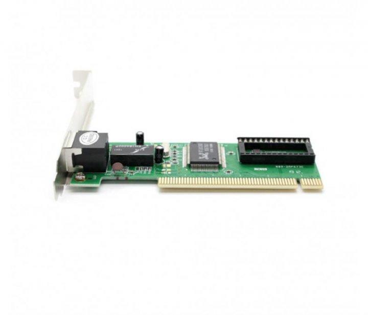 Сетевой адаптер Merlion 8139D 1хGE LAN, PCI - изображение 1