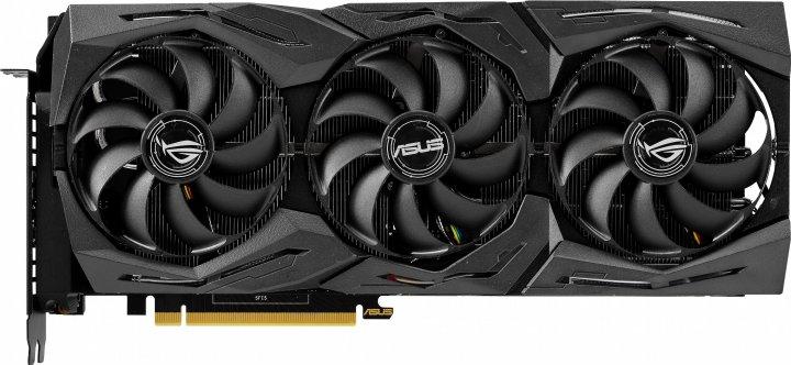 Asus PCI-Ex GeForce RTX 2080 Ti ROG Strix Advanced 11GB GDDR6 (352bit) (1350/14000) (2xHDMI, 2xDisplayPort, Type-C) (ROG-STRIX-RTX2080TI-A11G-GAMING) - изображение 1