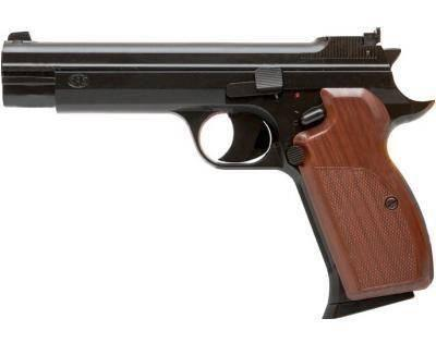 Пистолет пневматический SAS P 210 - изображение 1