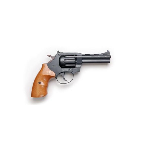 """Револьвер під патрон флобера """"ЛАТЕК"""" Safari РФ-441М (бук) 4 мм - зображення 1"""