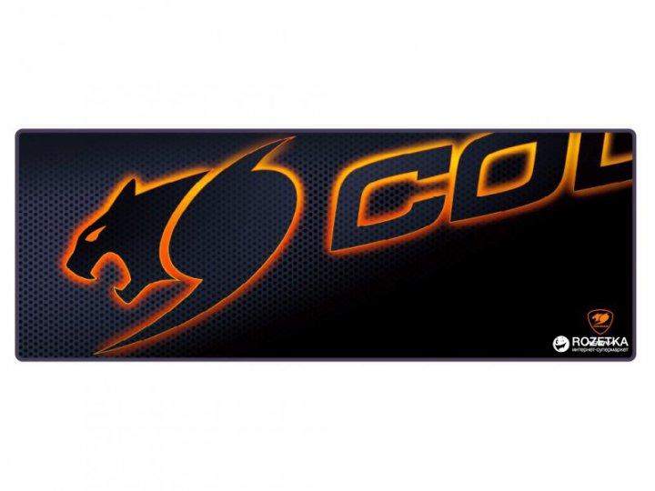 Ігрова поверхня Cougar Arena Speed (Arena Black) - зображення 1