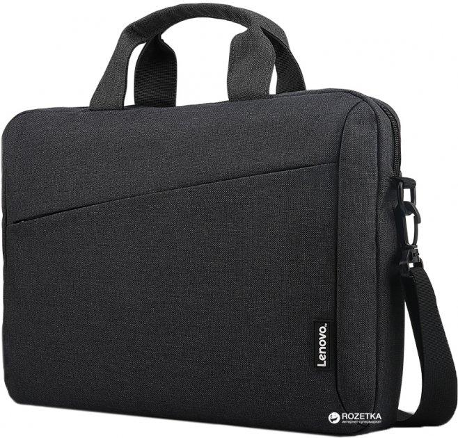 """Сумка для ноутбука Lenovo Casual T210 15.6"""" Black (GX40Q17229) - зображення 1"""
