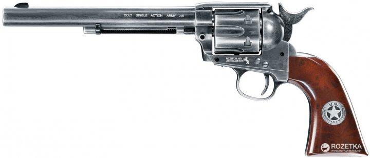 Пневматический пистолет Umarex Colt Single Action Army 45 (5.8336) - изображение 1