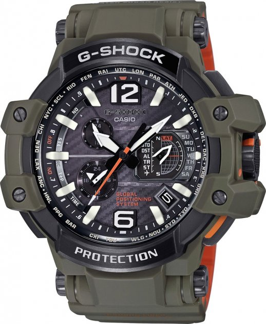 Годинник Casio G-SHOCK GPW-1000KH-3AER (931379209) - зображення 1