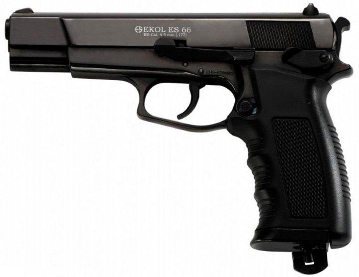 Пневматический пистолет EKOL ES 66 - зображення 1