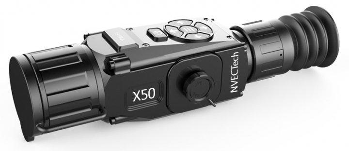 Тепловізійний приціл NVECTech X50 (3000m) - зображення 1