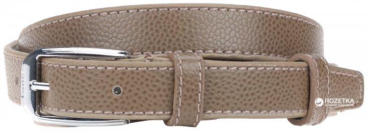 Женский кожаный ремень Sergio Torri 4-016 100-115 см Кофейный (2000000009421) - изображение 1