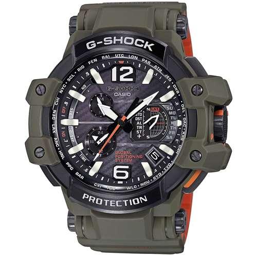 Мужские часы CASIO GPW-1000KH-3AER - зображення 1