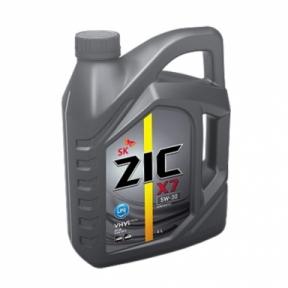 Моторне масло ZIC X7 LPG 5W-30 4л - зображення 1