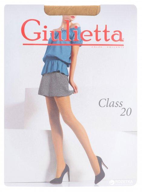 Колготки Giulietta Class 20 Den 2 р Daino (4820040062525) - изображение 1