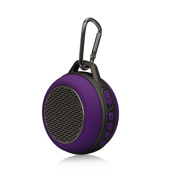 Колонки (портативная акустика) Epik для Портативные колонки Фиолетовый - изображение 1