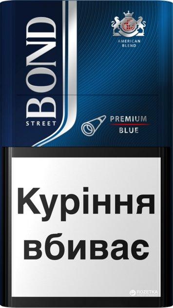 сигареты bond one купить в