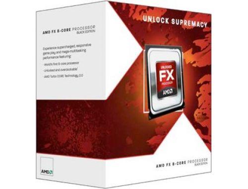 Процесор AMD X8 FX-8320 (Socket AM3+) BOX (FD8320FRHKBOX) - зображення 1