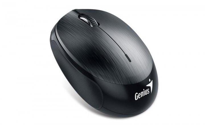 Мышь беспроводная Genius NX-9000BT (31030009403) Iron Gray USB - зображення 1