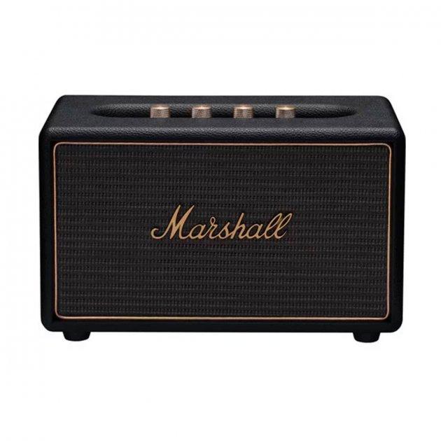 Мультирум акустика MARSHALL Acton Wi-Fi Black (4091914) - зображення 1