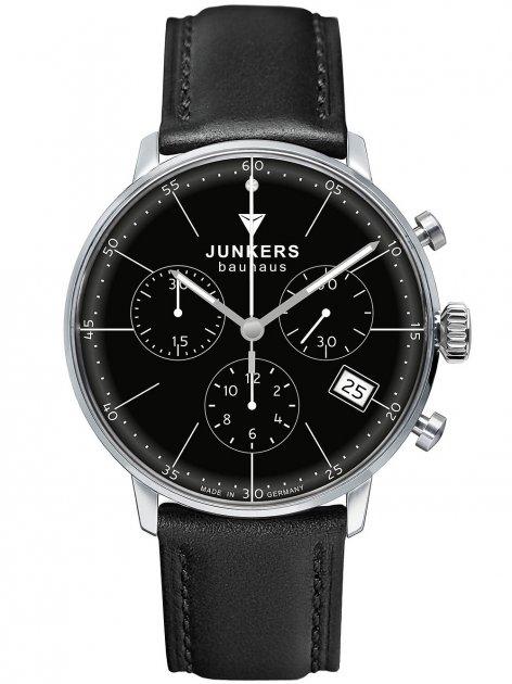 Годинник Junkers 6089-2 Bauhaus Lady 36mm 3ATM - зображення 1