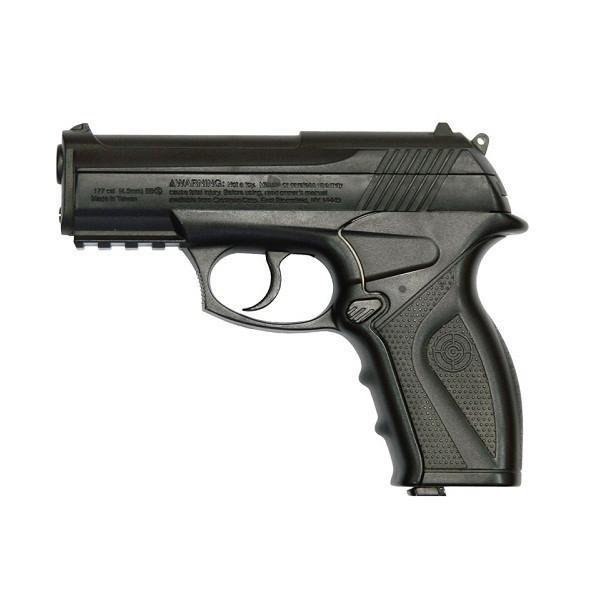 Пневматический пистолет Crosman C 11 (пластик) - изображение 1