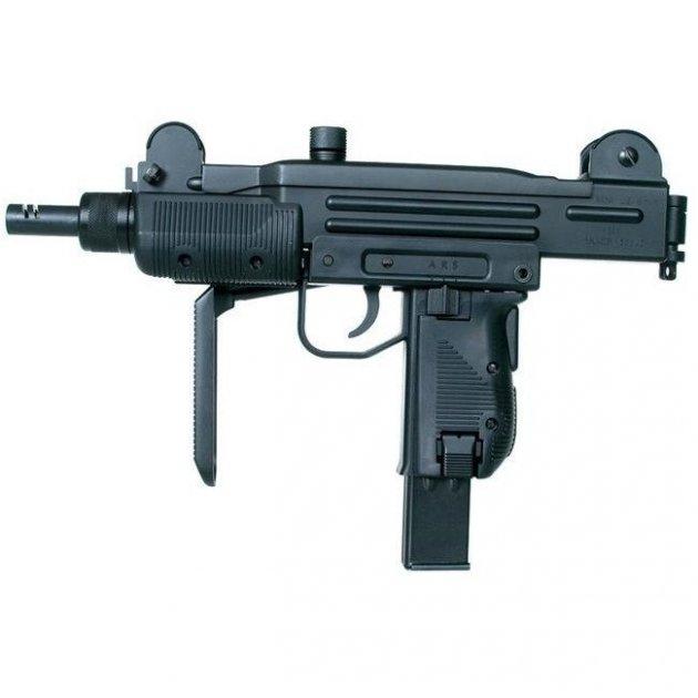 Пневматичний пістолет KWC Uzi KMB07 - зображення 1