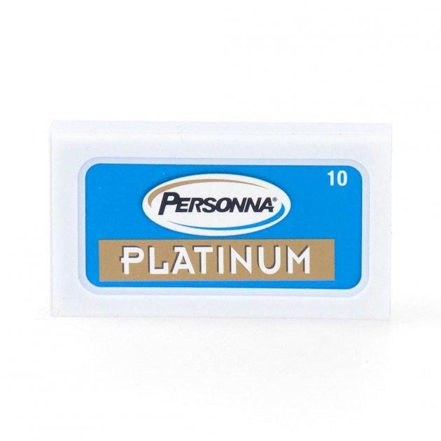 Леза Personna Platinum 10 шт - изображение 1