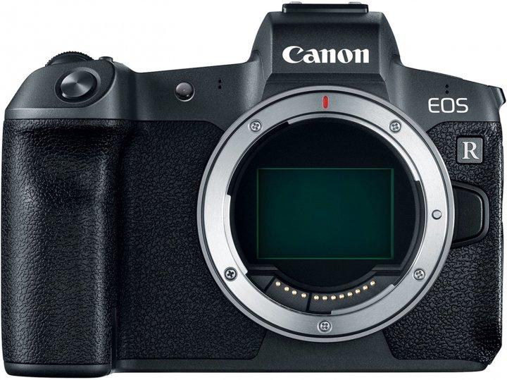 Фотоаппарат Canon EOS R Body Black (3075C066AA) Официальная гарантия! - изображение 1