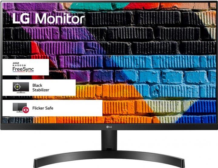 """Монитор 23.8"""" LG 24MK600M-B - изображение 1"""