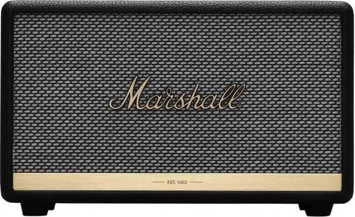 Акустична система Marshall Louder Speaker Stanmore II Bluetooth Black (1001902) - зображення 1
