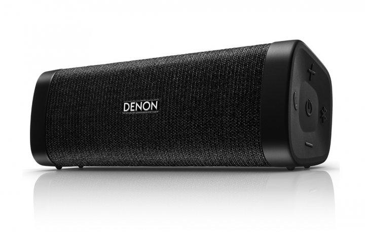 Портативные Denon Envaya Pocket DSB-50BT Black - зображення 1