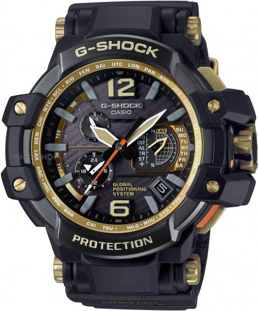 CASIO G-SHOCK GPW-1000GB-1AER - зображення 1