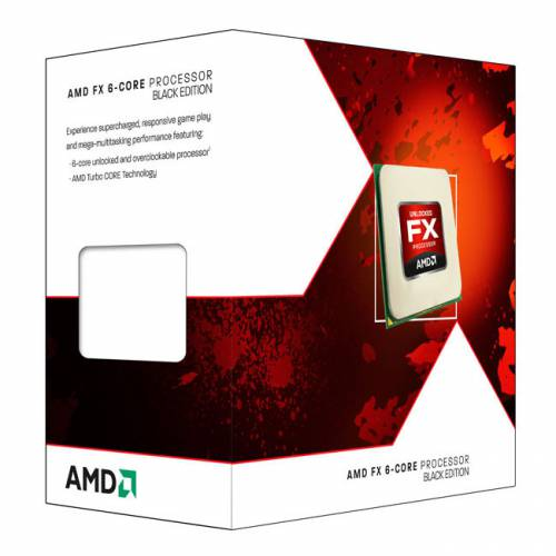 Процесор AMD FX-6300 3.5 GHz/5200MHz/8MB (FD6300WMHKBOX) sAM3+ BOX - зображення 1