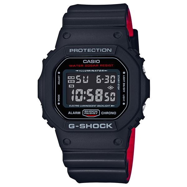 Мужские часы Casio DW-5600HR-1ER - изображение 1