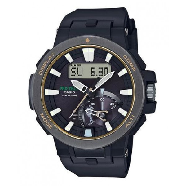 Чоловічі годинники Casio PRW-7000-1BER - зображення 1